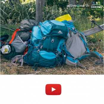 Backpack youtube button