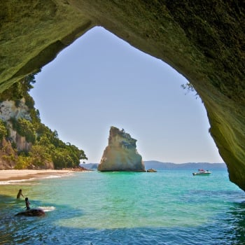 cathedral cove narnia