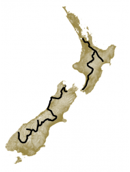Ultimate NZ map