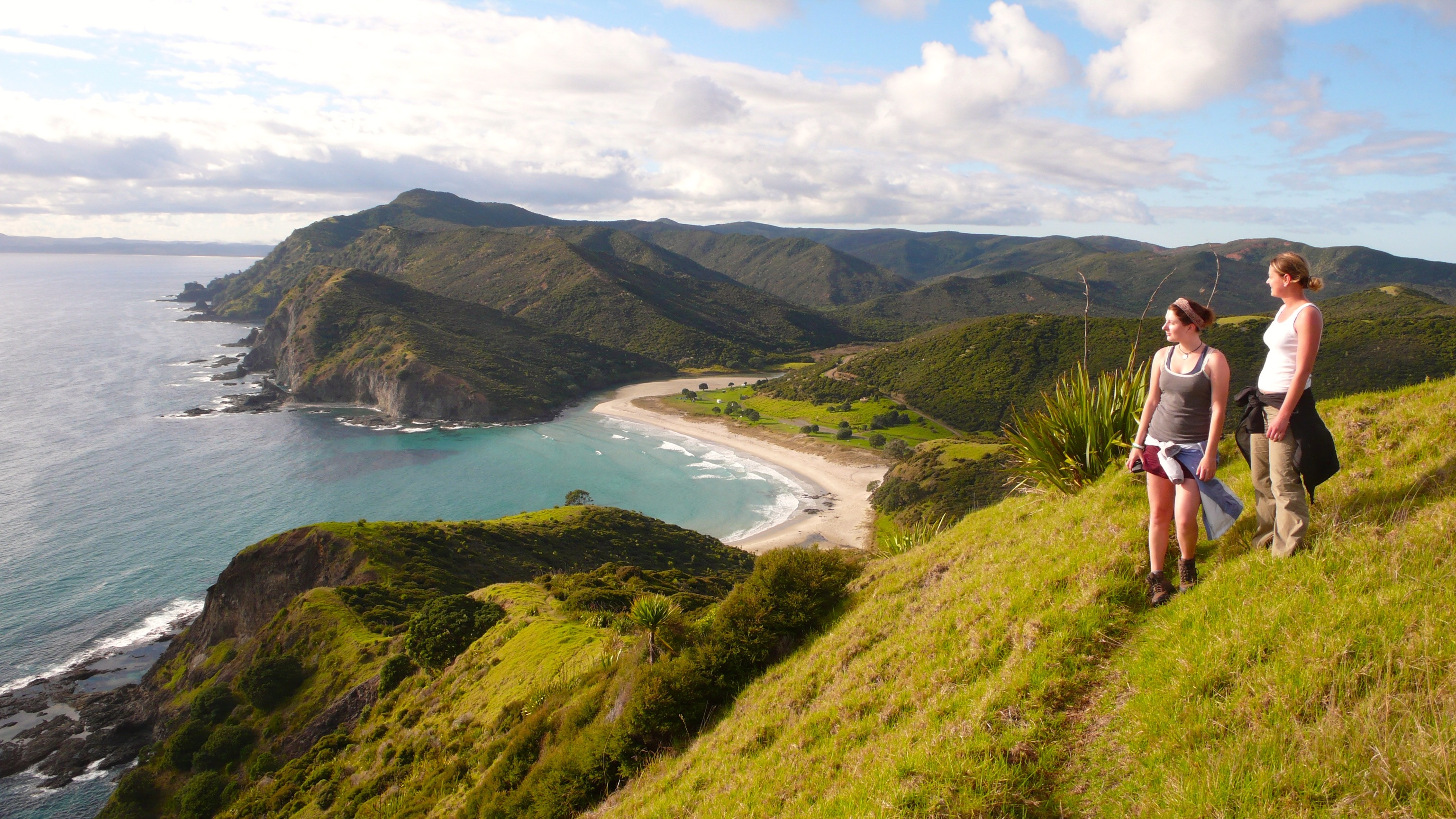 Hiking Tours North Island New Zealand