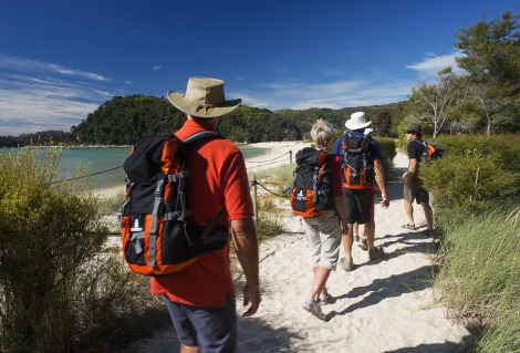 Great Walks Abel Tasman Anchorage