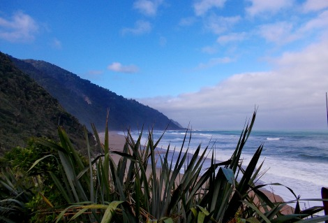 Great Walks Heaphy Track Beach